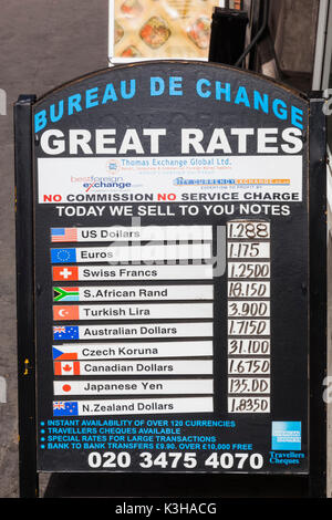 Bureau de change foreign currency exchange shop in - Post office bureau de change exchange rates ...