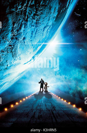 THE HITCHHIKER'S GUIDE TO THE GALAXY [US / BR 2005]     Date: 2005 - Stock Photo
