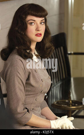 THE NOTORIOUS BETTIE PAGE GRETCHEN MOLL as Bettie Page     Date: 2005 - Stock Photo