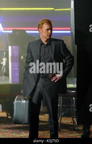 CSI MIAMI Series#1/Episode#6/Broken Tx: 28/10/02 DAVID CARUSO as Lt. Horatio Caine CSI MIAMI - Stock Photo