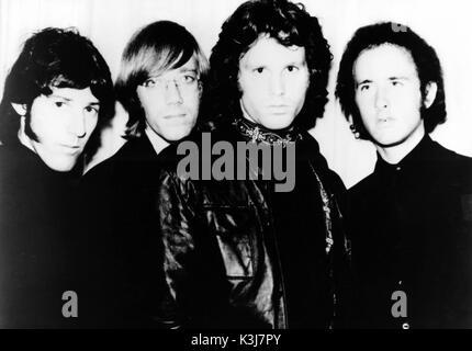 ... THE DOORS American Rock Group Drummer JOHN DENSMORE Keyboardist RAY MANZAREK Singer JIM MORRISON  sc 1 st  Alamy & Ray Manzarek Former keyboardist for The Doors Ray Manzarek and Stock ...