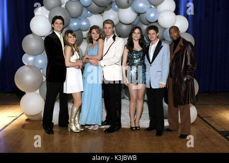 ONE TREE HILL Series#4/Episode#17/It Gets Worse At Night Tx: May 9, 2007 JAMES LAFFERTY as Nathan Scott, BETHANY - Stock Photo