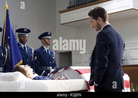 EAGLE EYE SHIA LABEOUF     Date: 2008 - Stock Photo