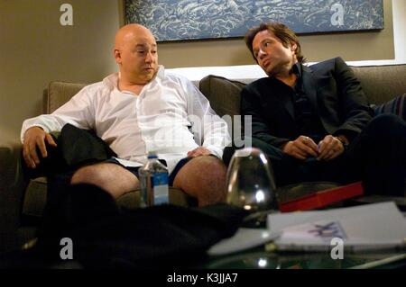 CALIFORNICATION [US TV SERIES 2007 - ] Series#1/Episode#4/'Fear And Loathing At The Fundraiser'   EVAN HANDLER, - Stock Photo