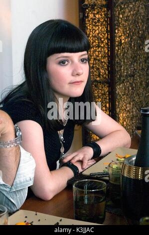 CALIFORNICATION [US TV SERIES 2007 - ] Series#1/Episode#2/ 'Hell-A Woman'   MADELEINE MARTIN  CALIFORNICATION - Stock Photo