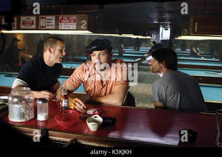 SMOKIN' ACES [BR / FR / US 2006]  [L-R] PETER BERG, BEN AFFLECK, MARTIN HENDERSON       Date: 2006 - Stock Photo