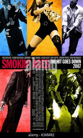 SMOKIN' ACES [BR / FR / US 2006]       Date: 2006 - Stock Photo