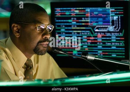 THE TAKING OF PELHAM 123 Denzel Washington       Date: 2009 - Stock Photo