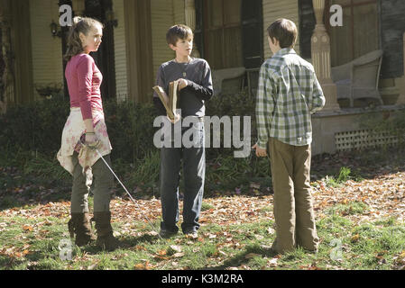 THE SPIDERWICK CHRONICLES FREDDIE HIGHMORE       Date: 2008 - Stock Photo