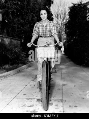 ELIZABETH TAYLOR British born American Actress ELIZABETH TAYLOR     Date: 2011 - Stock Photo