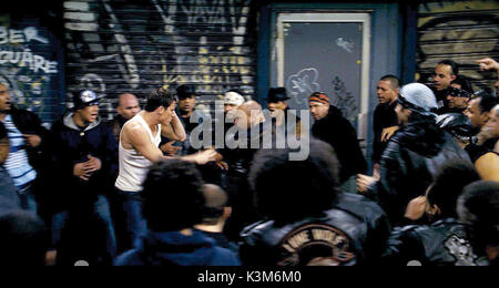 FIGHTING CHANNING TATUM, DANTE NERO FIGHTING     Date: 2009 - Stock Photo