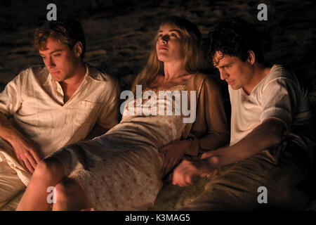 ALL THE KING'S MEN [US / GER 2006] [L-R] JUDE LAW, KATE WINSLET, MARK RUFFALO     Date: 2006 - Stock Photo