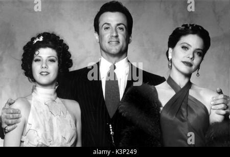 OSCAR [US 1991] MARISA TOMEI, SLYVESTER STALLONE, ORNELLA MUTI     Date: 1991 - Stock Photo