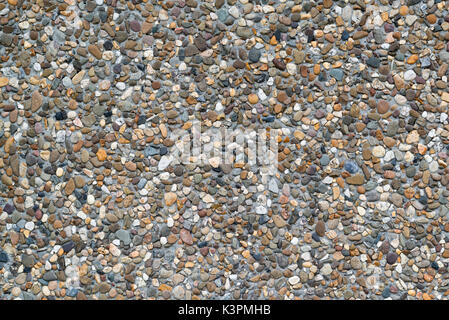 Rustikal background  stones embedded in concrete Stock Photo, Royalty Free Image ...