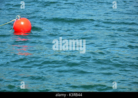 buay in water - Stock Photo
