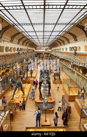 National Museum of Natural History,Paris,France - Stock Photo