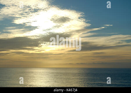 The sea at sunset. Sines, Alentejo - Stock Photo