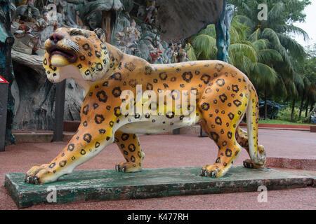Haw Par Villa Tiger Balm Gardens Singapore Stock Photo