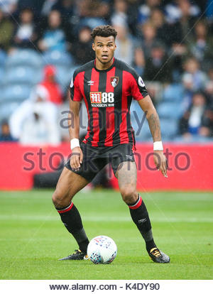 File photo dated 30-07-2017 of Bournemouth's Tyrone Mings. PRESS ASSOCIATION Photo. Picture date: Sunday July 30, - Stock Photo