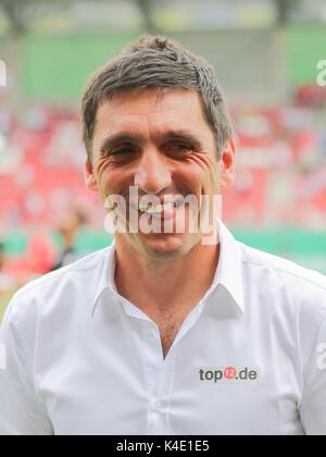 Coach Tayfun Korkut 1Fc Kaiserslautern - Stock Photo
