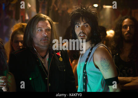ROCK OF AGES (2012)  ALEC BALDWIN  RUSSELL BRAND  ADAM SHANKMAN (DIR)  WARNER BROS/MOVIESTORE COLLECTION LTD - Stock Photo