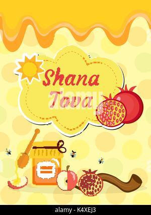 Rosh hashanah cards templates vatozozdevelopment rosh hashanah cards templates m4hsunfo