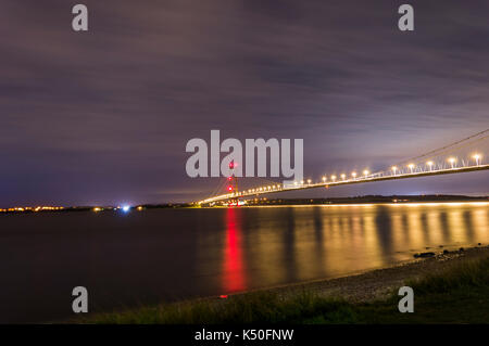 Humber Bridge - Stock Photo