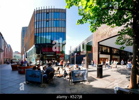 liverpool one shopping development essay The essenes: their history and doctrines : an essay, reprinted from the transactions of the literary and philosophical society of liverpool [christian david ginsburg.