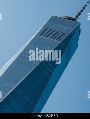 World Trade Center - Stock Photo