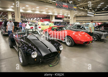 Car Auction Usa >> Dallas Usa 8th Sep 2017 Cars Are Displayed During A Car