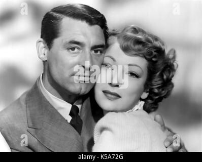 NONE BUT THE LONELY HEART 1944 RKO Radio Pictures film with Cary Grant and Ethel Barrymore - Stock Photo
