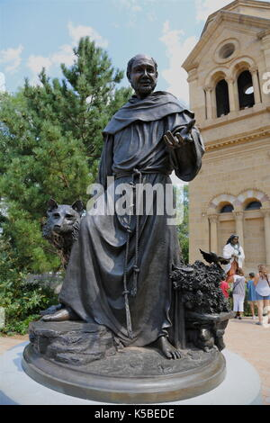 St. Francis of Assisi - Stock Photo