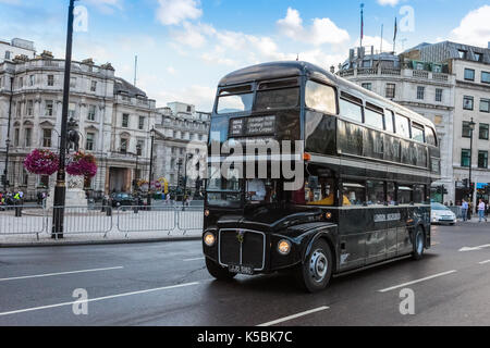 Ghost Bus - Stock Photo