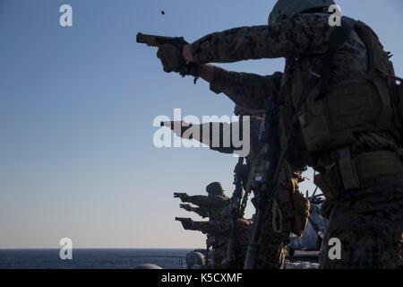 31st Marine Expeditionary Unit - Stock Photo
