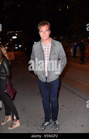 Toronto, Ontario, Canada. 9th Sep, 2017. MICHAEL SHANNON attends 'The Current War' premiere during the 2017 Toronto - Stock Photo