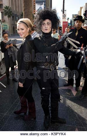 Katharine Mcphee And Edward Scissorhands Katharine Mcphee Gets A