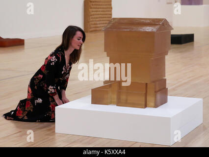 London, UK. 11th Sept, 2017. One of the leading artists of her generation the exhibition reveal the extraordinary - Stock Photo