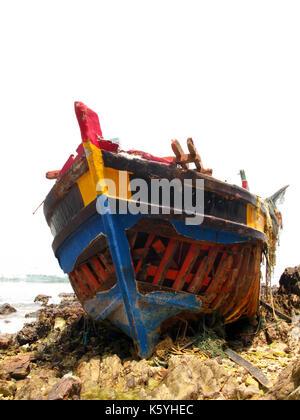 North Sentinel Island Boat Crash