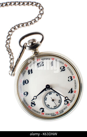 Vintage 18 rubis pocket watch made in the ussr - Stock Photo