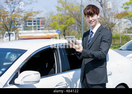 a driver 203 - Stock Photo