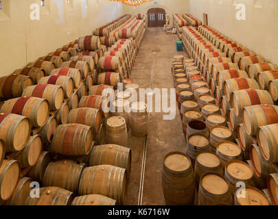 Asara Winery Cave Stellenbosch South Africa - Stock Photo