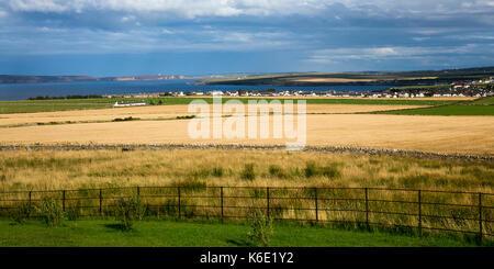 Thurso, Scotland - Stock Photo