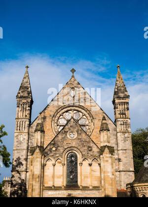 Mansfield Traquair, New Town, Edinburgh, Scotland, UK, GB.