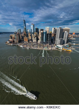 New York City, New York. - Stock Photo
