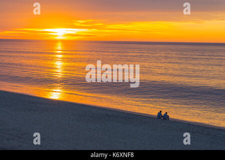 Sunrise in Cabo San Lucas Baja Mexico - Stock Photo