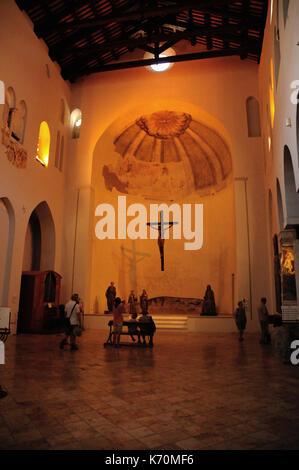 Amalfi Cathedral, Amalfi Coast, Campania, Italy, Europe - Stock Photo