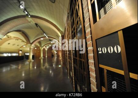 France, Marne, Reims, Villa Demoiselle - Stock Photo