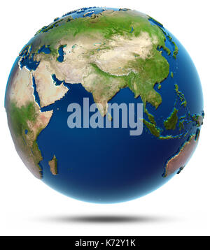 Globe indian ocean globe earth globe geography globe globe world world map indian ocean 3d rendering stock photo gumiabroncs Image collections