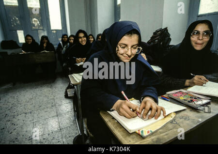 School photo Irani girls