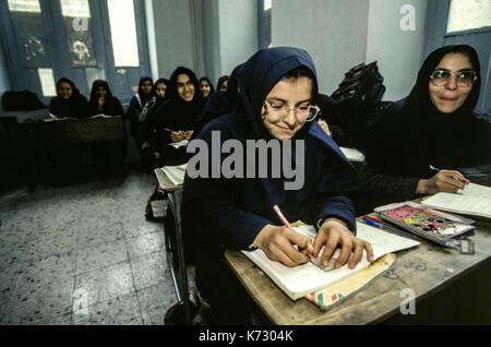 School photo Irani girls